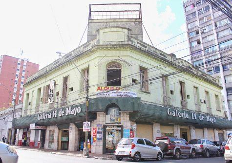 Salón en Asunción – Galería 14 de Mayo zona Costanera
