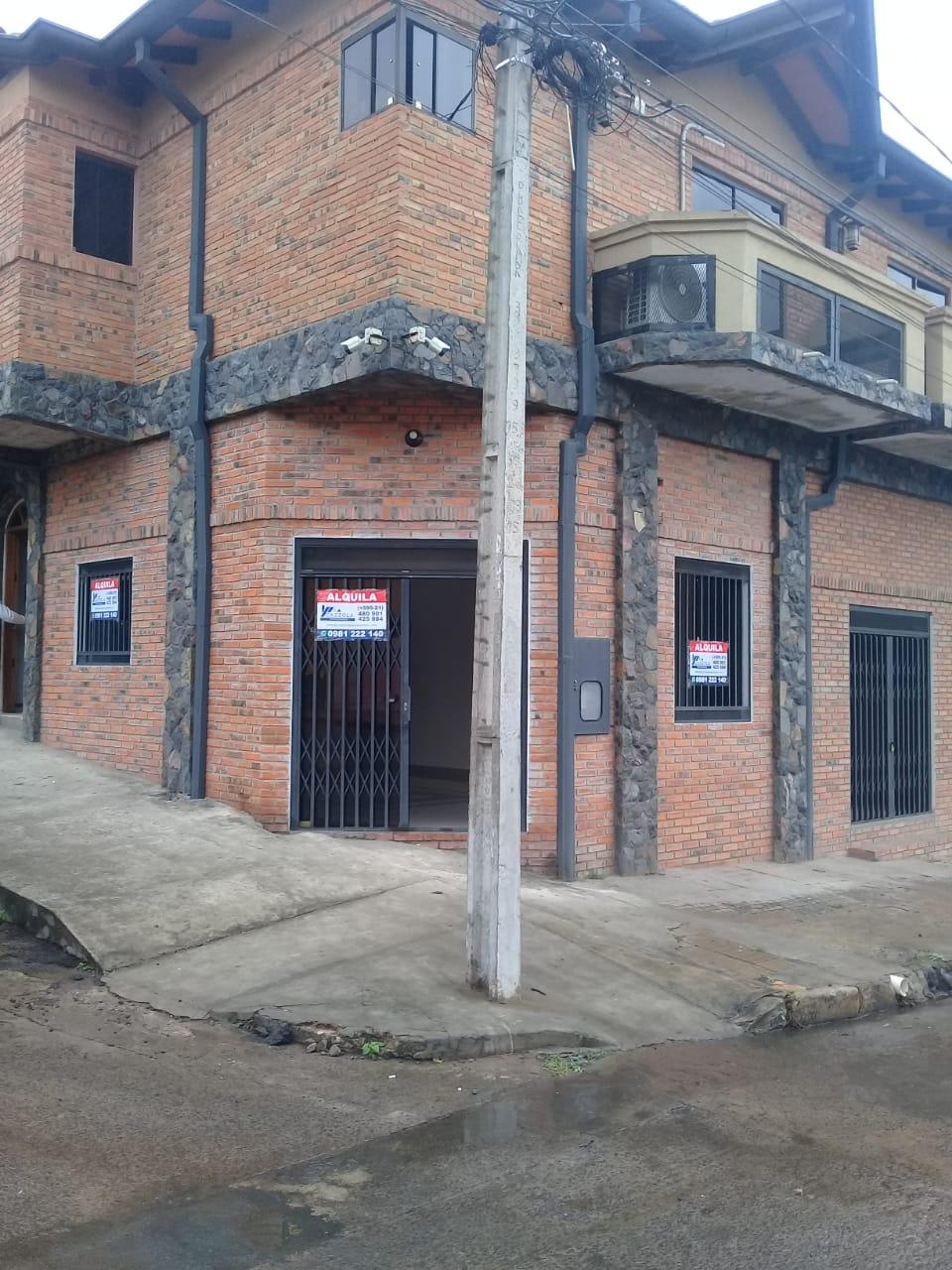 Salón en Asunción – Bo. San Antonio – zona Puerto Paksa