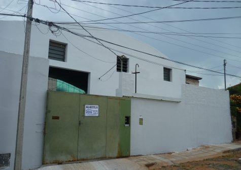 Tinglado en Asunción – Bo. San Vicente – 371 mts2.