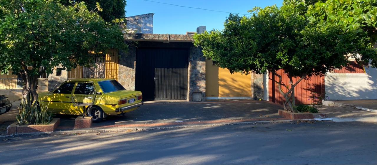 Casa en Asunción – Bo. Obrero – zona Materno Infantil